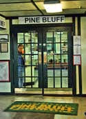 Arkansas Railroad Museum - Pine Bluff Depot