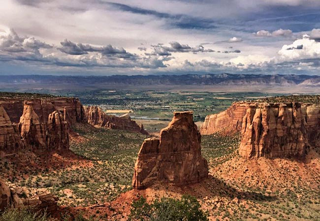 Independence Monument - Colorado National Monument, Grand Junction, Colorado