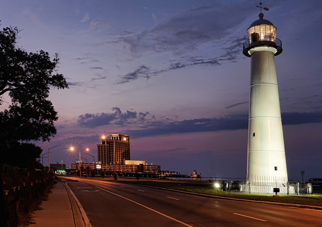 Biloxi Lighthouse - Mississippi