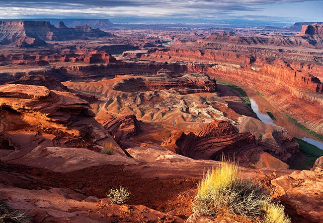 Dead Horse Point - Dead Horse Point State Park, Moab, Utah