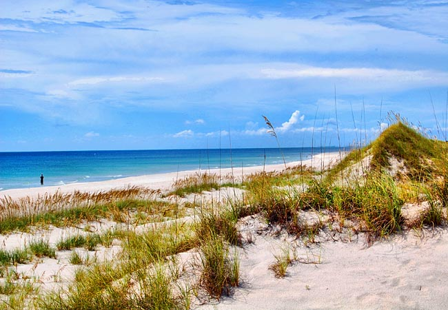St. Joseph Peninsula - Port St Joe, Florida