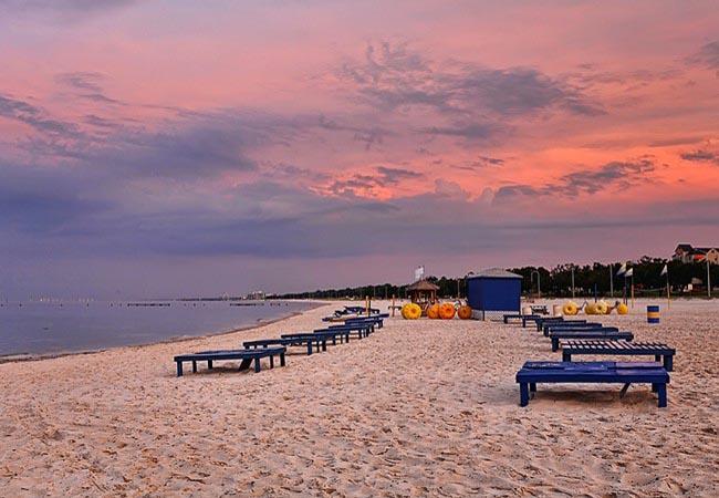 Biloxi Beach Mississippi