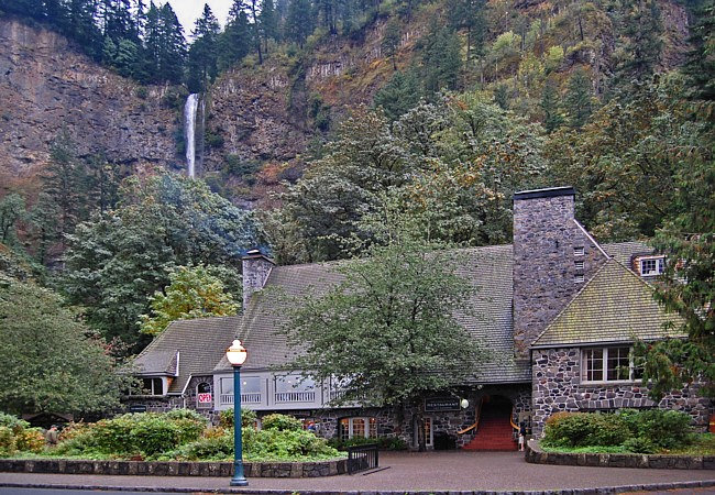Multnomah Lodge - Columbia River Gorge, Oregon