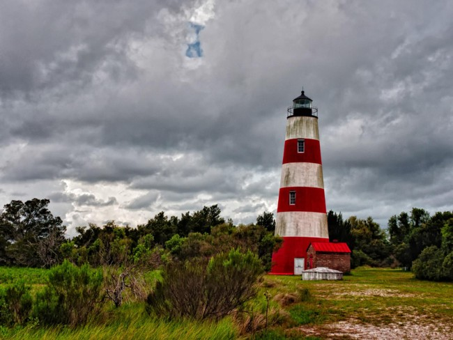 Sapelo Island Lighthouse - Georgia
