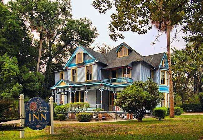 Seven Sisters Inn Bed and Breakfast - Florida