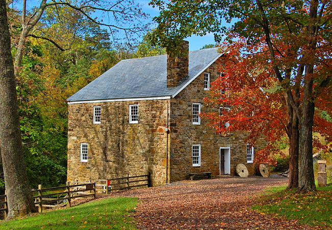 Cooper mill new jersey for Coopers mill