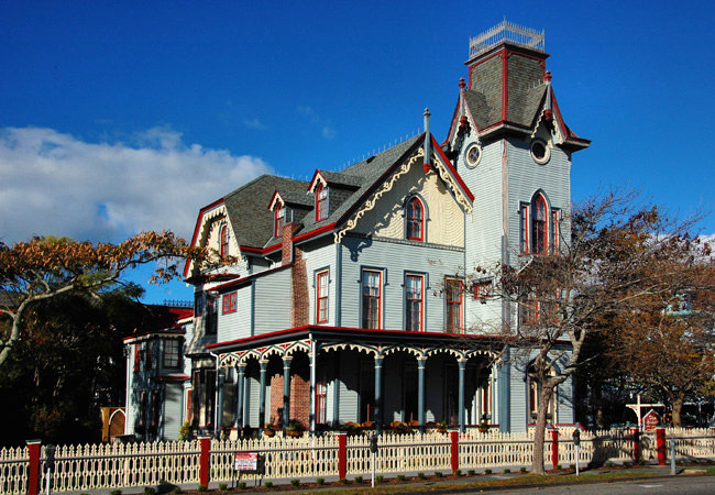 Cape May Historic District New Jersey