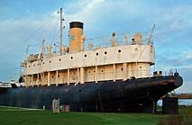 SS Meteor - Superior, Wisconsin