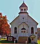 United Methodist Church - Sam Black Church, West Virginia