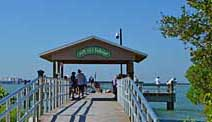 Sanibel City Pier - Sanibel Island, Florida