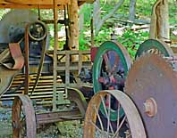 19th century Sawmill Equipment