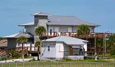 North Jetty Restaurant and Concession - Sebastion Inlet State Park, Melbourne Beach, Florida