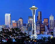 Space Needle - Seattle, Washington