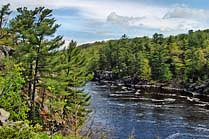 St Croix River - St Croix National Scenic Riverway, Wisconsin