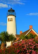 St George Island Lighthouse