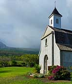 St Joseph Church - Kaupo, Hawaii