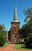 Saint Pauls Church - Edenton