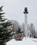 Summersville Lake Lighthouse - Mount Nebo, West Virginia