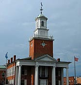 New Sussex County Courthouse - Georgetown, Delaware