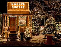 Sweet Shop - Overly's Country Christmas, Pennsylvania