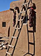 Taos Pueblo Detail - New Mexico
