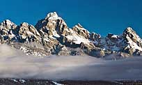 Teton Range - Grand Tetons National Park, Wyoming