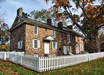Thompson-Neely House - Washington Crossing Historic Park, PA