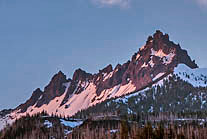 Three Fingered Jack - Willamette National Forest, Oregon