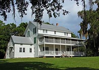 Thursby House - Blue Spring State Park, Orange City, Florida