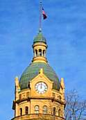 Clock Tower - Trumbull County Courthouse