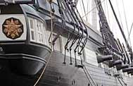 Guns of the USS Constellation - Maritime Museum, Baltimore, MD