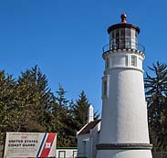 Umpqua Lighthouse - Umpqua Lighthouse State Park, Reedsport, OR