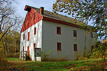 Neely Grist Mill - Washington Crossing Historic Park