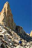 Mount Whitney - on the Trail