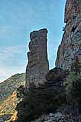 Wind River Canyon Spire